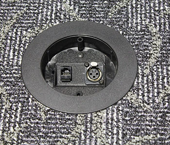 Outlets, Audio-Visual, Microphone